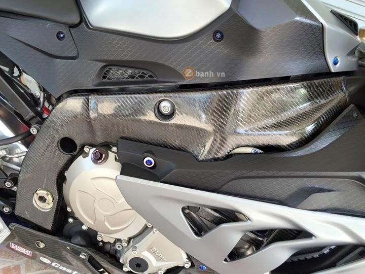 BMW S1000RR ban do don gian tu do chinh hang day chat luong - 7