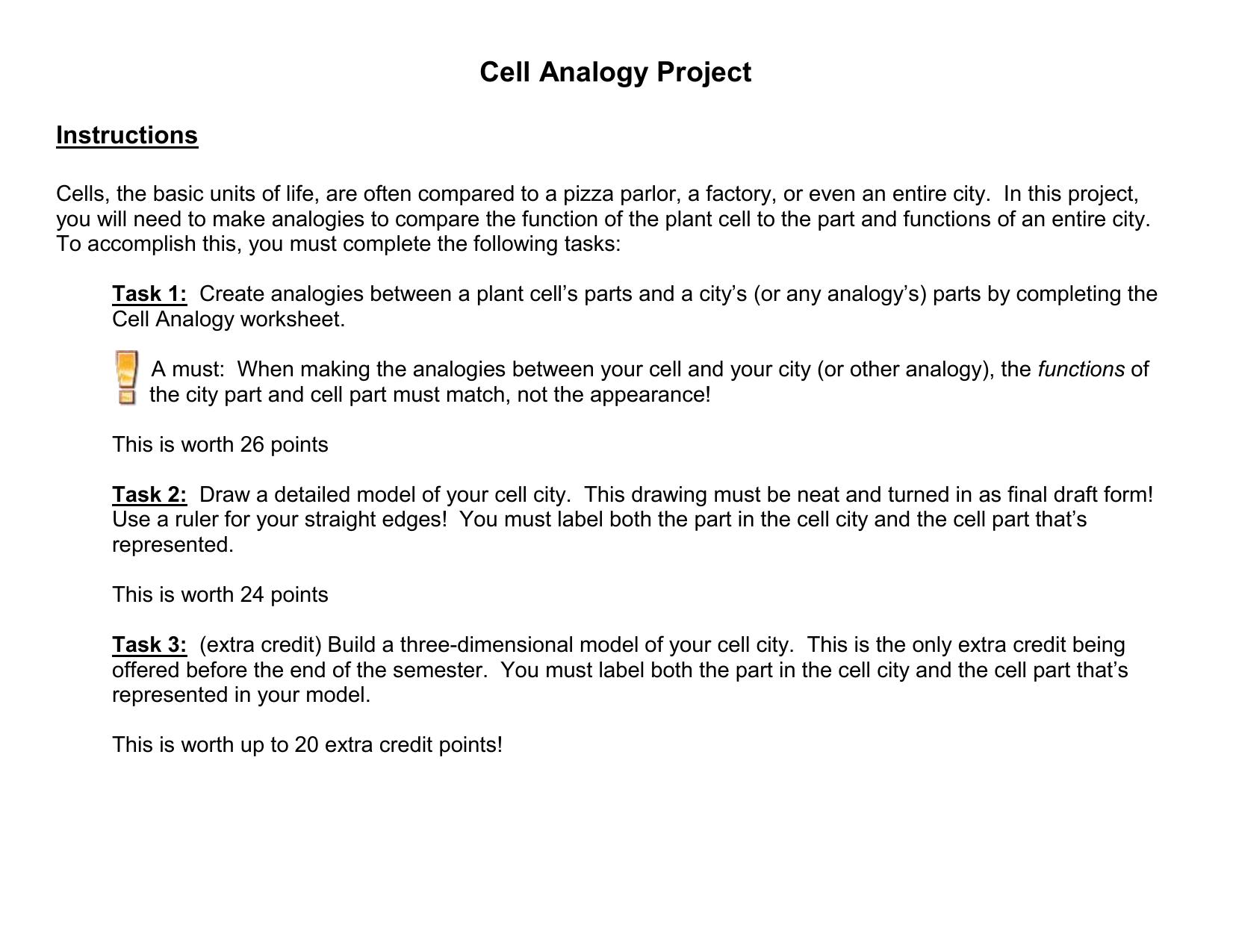 Cellogy Worksheet
