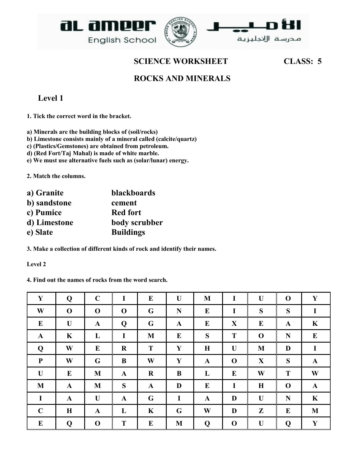 R4jnd7 Hmw Science Worksheet 5