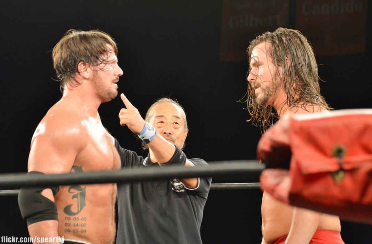 Adam Cole vs. AJ Styles at WrestleMania 36? Someone wants it | Superfights