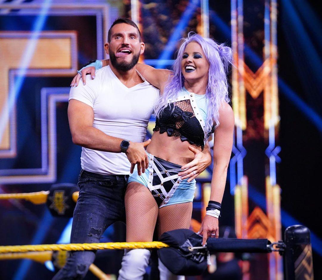 Triple H admira la filosofía de Johnny Gargano – La neta de las cuerdas