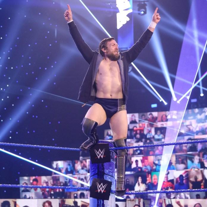 Daniel Bryan Favorite To Win WWE Royal Rumble 2021?