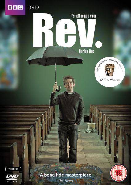 Rev Series 1 Dvd Zavvi