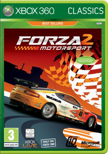 Forza Motorsport 2 Classics Xbox 360 Zavvi