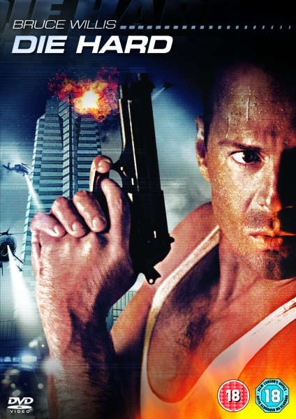 Die Hard DVD Zavvi