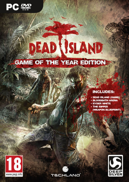 Dead Island Game Of The Year Edition Pc Zavvi