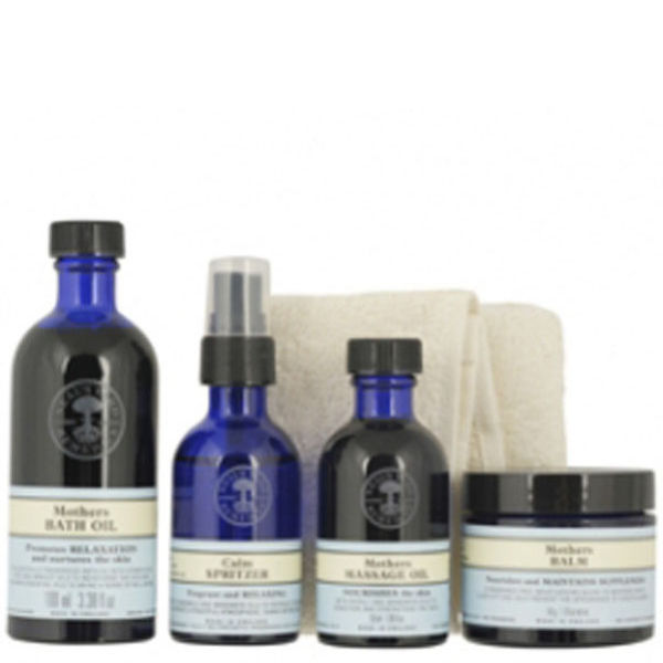 Neals Yard Remedies Mother To Be Gift Box 5 Products