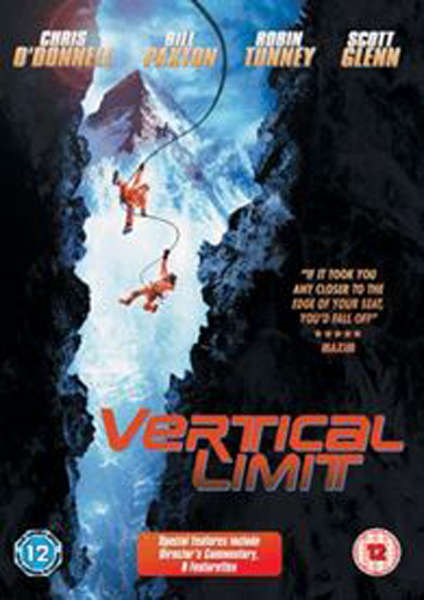 Vertical Limit Dvd Zavvi