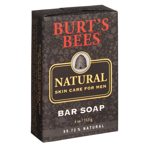 Burt S Bees Soap Bar For Men 110g Free Shipping