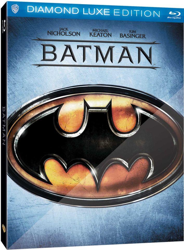 Batman 25th Anniversary Zavvi Exclusive Diamond Luxe