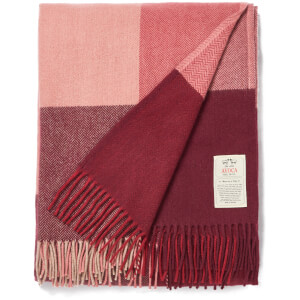 Avoca Cashmere Blend Tuscany Throw - 142 x 183cm: Image 01