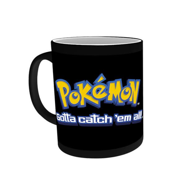 Pikachu Heat Activated Mug Nintendo Official UK Store