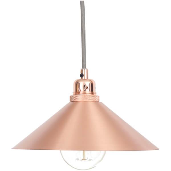 Frama Copper Cone Shade - 25cm