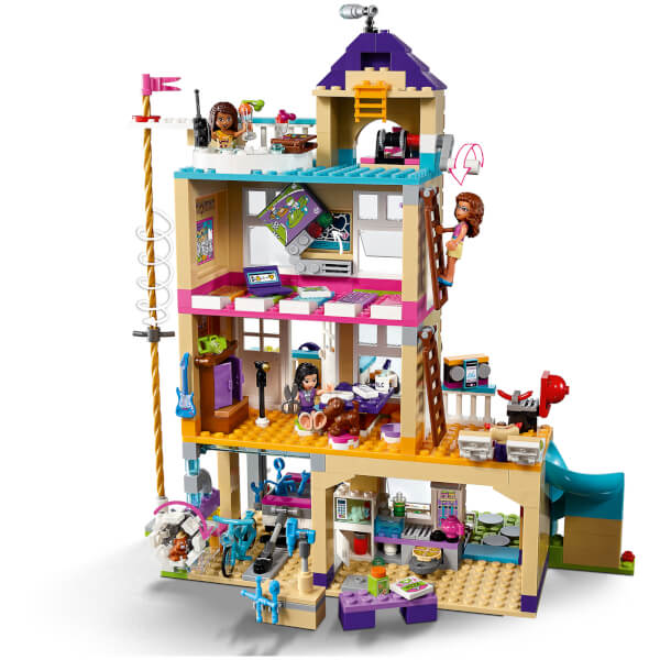 LEGO Friends Casa De La Amistad 41340 Toys Zavvi Espaa