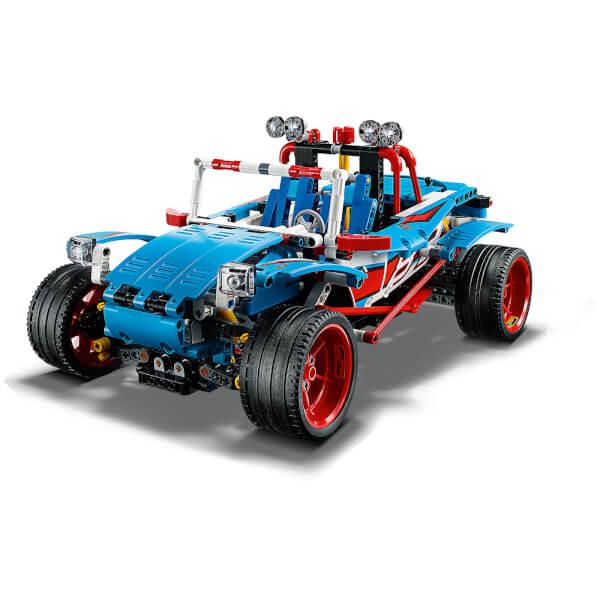 LEGO Technic Rally Car 42077 Toys Zavvi