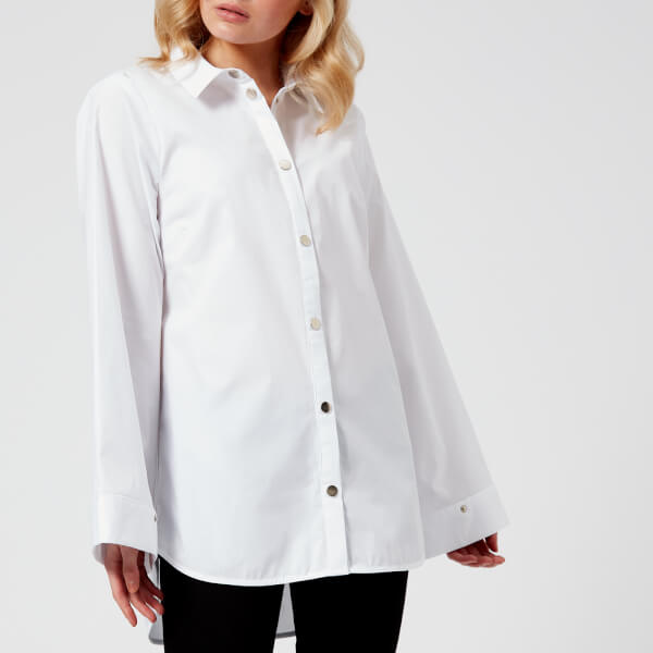 Gestuz Women's Kaya Shirt - White