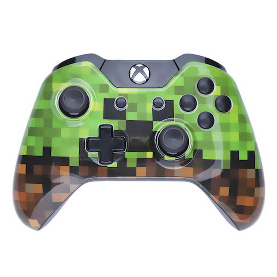 Xbox One Wireless Custom Controller The Creeper Edition