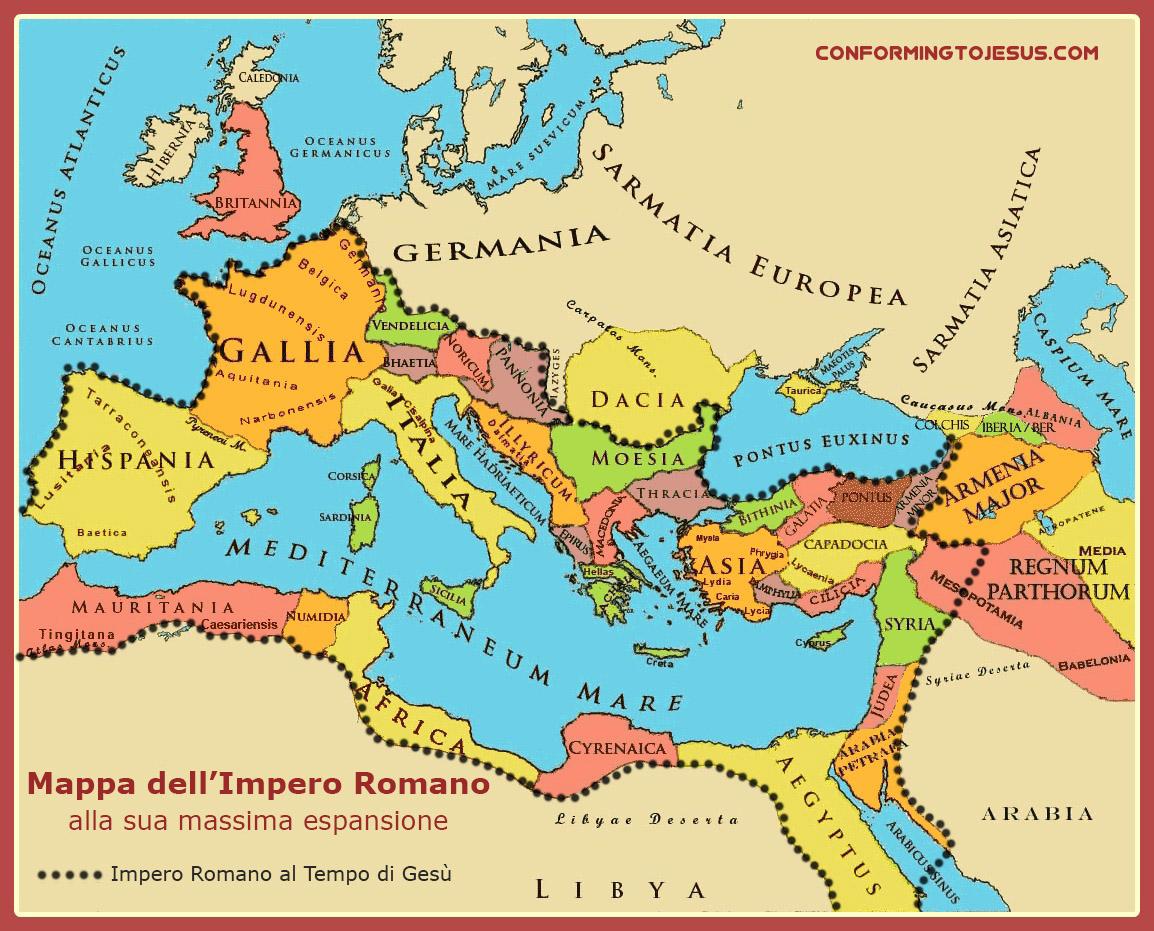 L Impero Romano