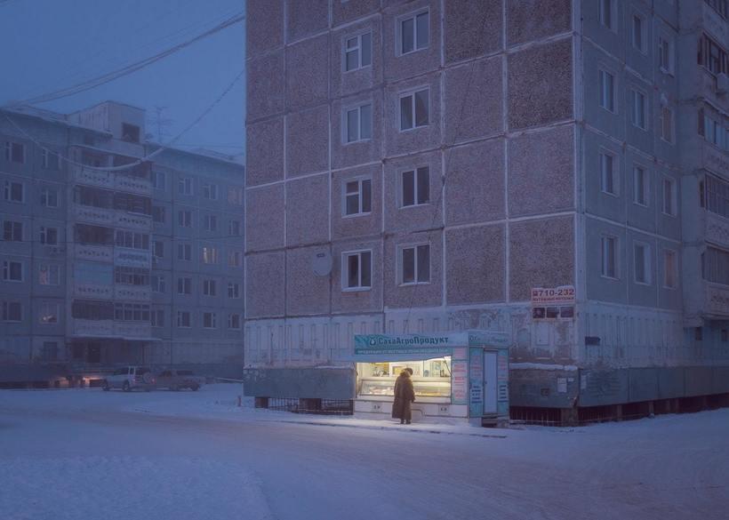 Якутские реалии: фотограф из Якутии показывает, как живется здесь зимой и не только