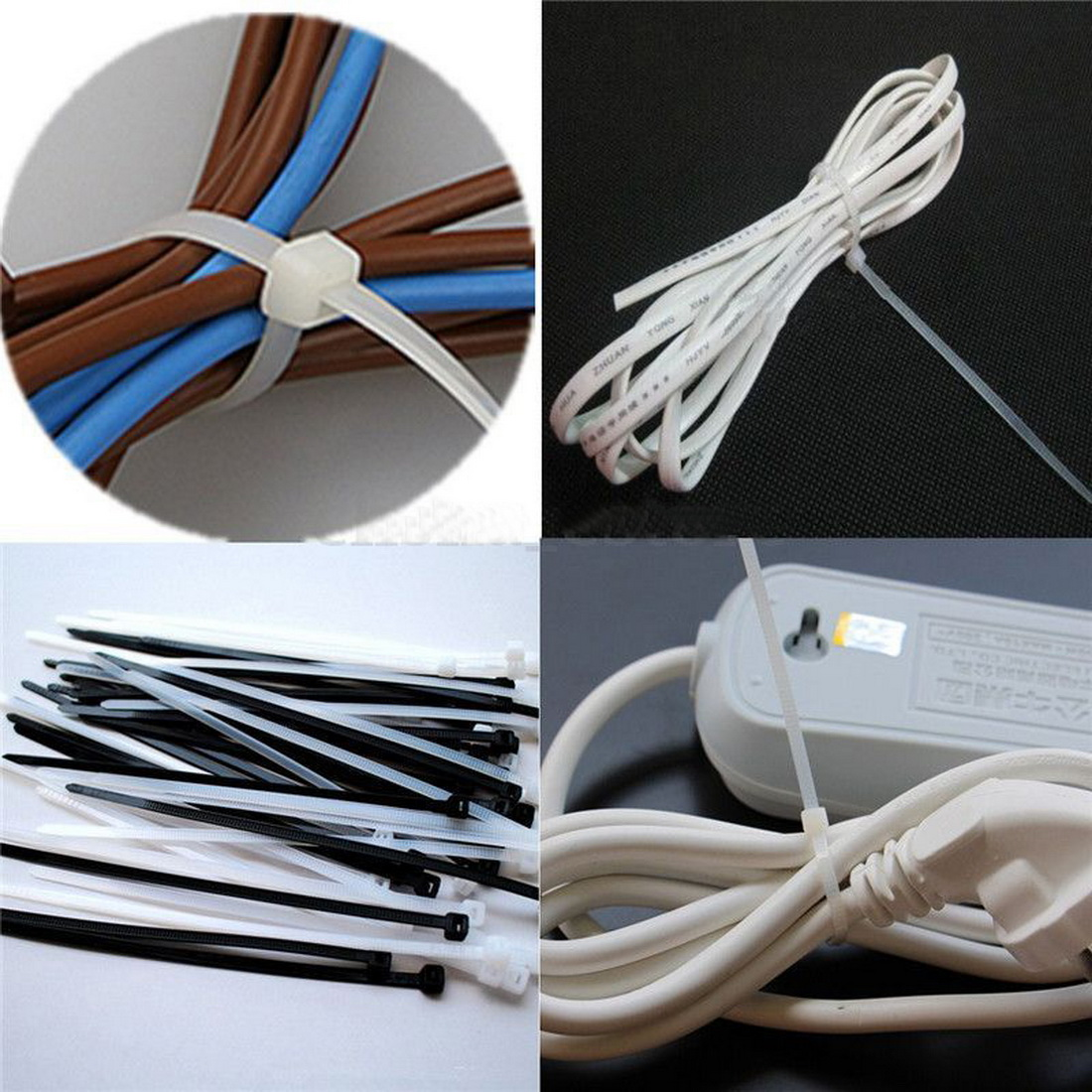 Barb Stainless Ties Cable Steel