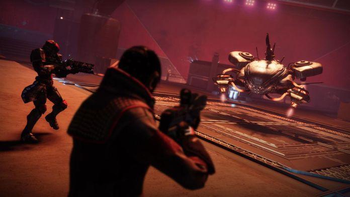 Destiny 2 Hotfix 3.1.0.1 fallen saber strike