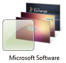 Microsoft Software Windows 7 theme