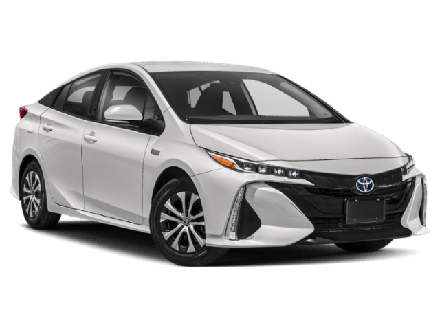 new 2021 toyota prius prime le front wheel drive 5 in stock