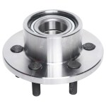 Front Wheel Hub And Bearing Left Or Right 2wd Dodge