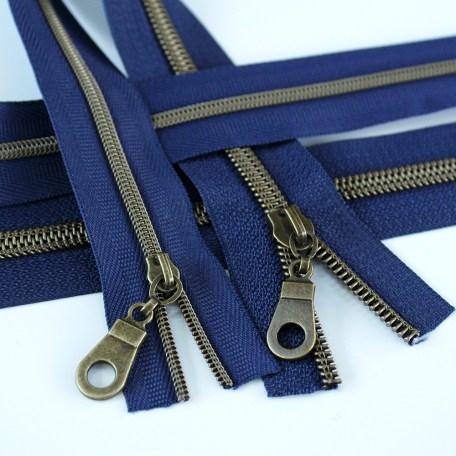 3-5-Nylon-Coil-Zipper-jean-blue-with-bronze-teeth