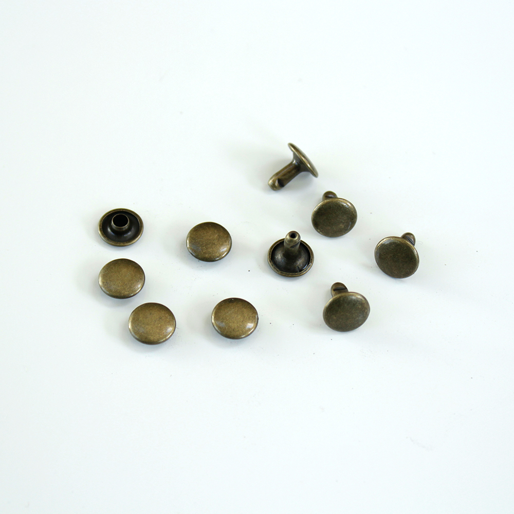 rivets-antique bronze