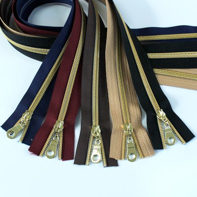 Gold Zippers Collection