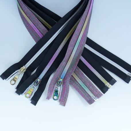 #5-separating zippers