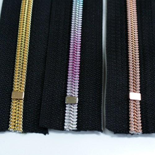 zipper stops - nylon zippers