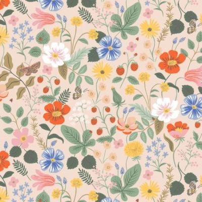 Strawberry Fields - Blush Fabric