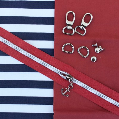 Nautical Pouch Kit