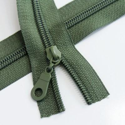 Moss Green Zipper Kit