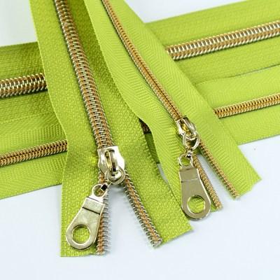 #3_#5-apple-green-zipper-gold-coil