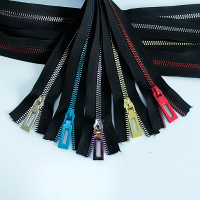 Resin Zippers Bundle