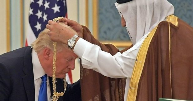 Trump's Dangerous Love Affair With the Saudi Royal Family - In These Times