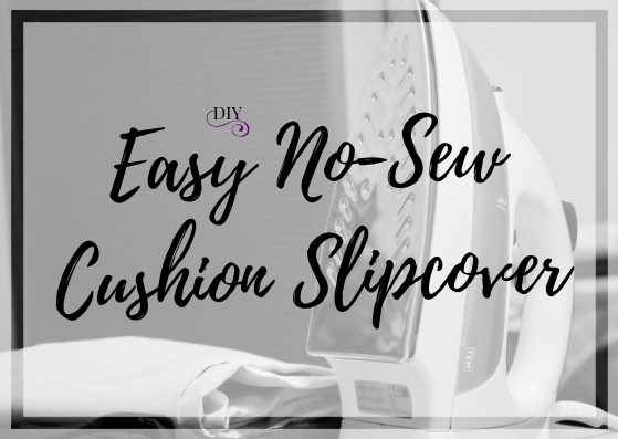 diy, do it yourself, cushion, slipcover, pillowcase, easy, no sew, iron on adhesive, iron tape, heat bond, makeover, like new, glider chair, glider ottoman, nursery furniture, refresh, renew, lifestyle, crafty, make it yourself, affordable, 2018, paint, rocking chair, diy project, how to, step by step, reupholstering, staple gun, little conquest