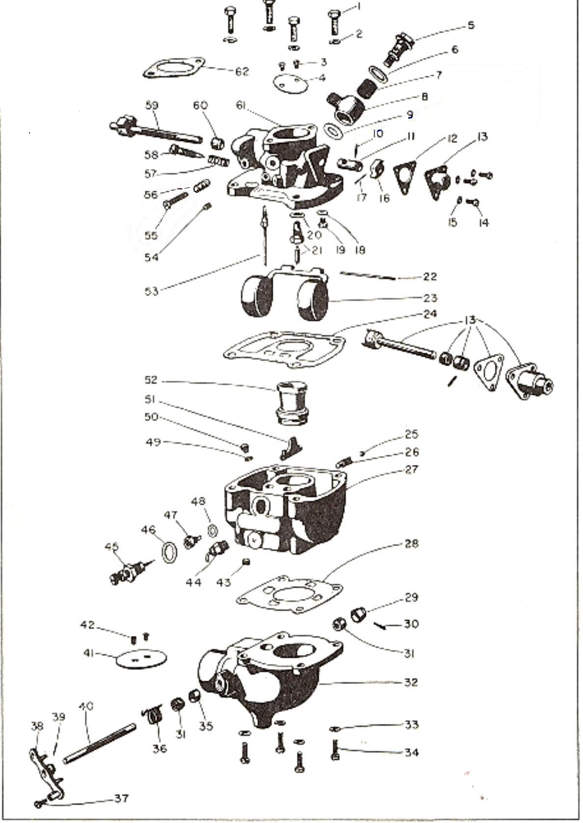 B Farmall Magneto Diagram