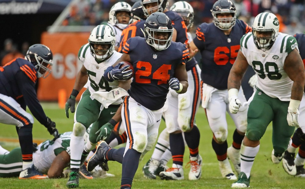 Image result for Jordan howard jets