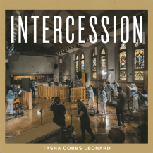 Tasha Cobbs Leonard Releases Timely 'Intercession' EP Today