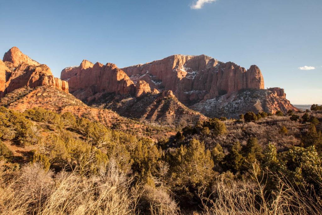 Kolob Canyon at Zion National Park #vezzaniphotography