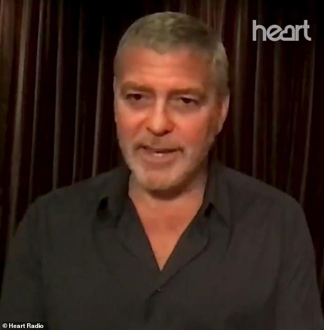 'Creo que haría un gran trabajo': George Clooney dio su apoyo a Idris Elba para convertirse en el próximo James Bond, ya que afirmó que es 'un poco tarde' para tomar el papel él mismo el lunes