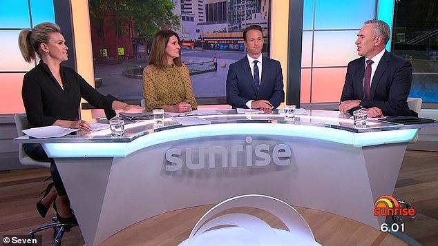 ¿Nada de qué alegrarse?  Sunrise reveló el problema MUY sorprendente con el nuevo nombre del queso Coon Cheer el miércoles: su pronunciación confusa