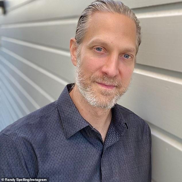 Salió con vida: Aaron Spelling, de 42 años, reveló a PageSix.com que dejó Hollywood atrás porque temía que si no lo hacía, lo 'mataría'.