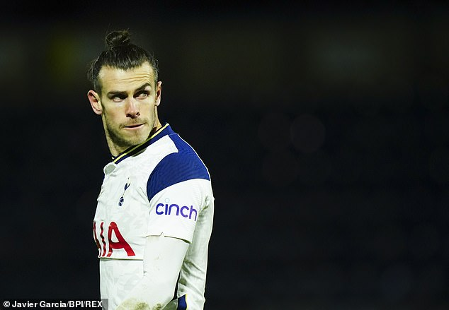 Gareth Bale looks like a player who is struggling to reacquaint with his former self