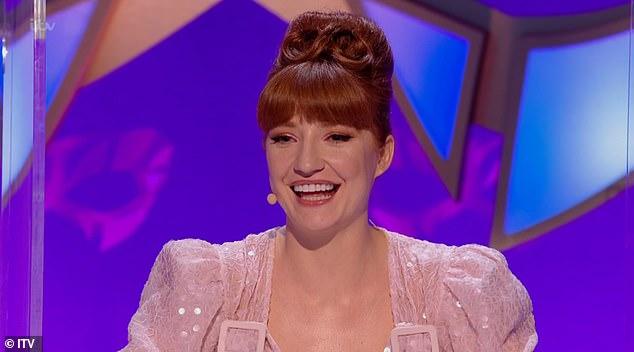 ¡Hurra!  Nicola Roberts regresó a The Masked Singer UK en la final del sábado por la noche después de ser coronada como la ganadora de la serie 2020.