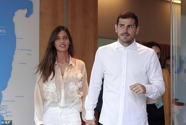 La leyenda del fútbol Iker Casillas y su esposa confirmaron que se separaron tres días después de negar